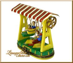 Amusement Park Swing Set (Retired)