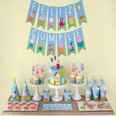 Fiestas de Cumpleaños - Ideas para la decoración de fiestas de cumpleaños