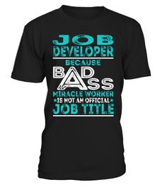 Job Developer - Badass Miracle Worker