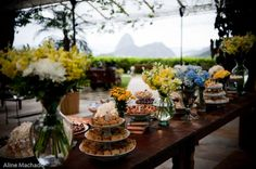 Minicasamentos são a tendência da vez :O Mini-Wedding veja como fazer!