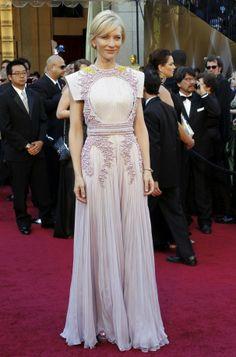 cate blanchett 2011 oscar dress
