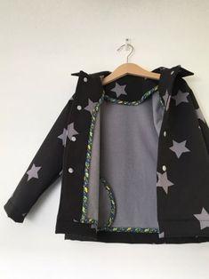 3 étoiles // Magnesium - Yvanne S / Softshell - La Maison en Tissu Softshell, Sweatshirts, Sweaters, Outfits, Fashion, 3 Kids, Rocker Girl, Season 3, Sewing