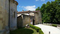 Abbaye d'Arthous #Landes #Hastingues #Peyrehorade #Orthe #Patrimoine #Church #Médieval #Middle Age