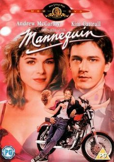 Mannequin (DVD Andrew McCarthy / Kim Cattrall 1987)