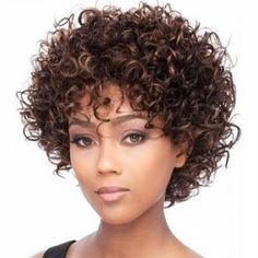 Corte para valorizar cabelos crespos