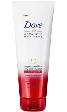 NEW! ................... Review, Ingredients: DOVE Advanced Hair Regenerative Nourishment Shampoo, Conditioner, Series Serum-In-Oil Treatment  ------ see photos below>>