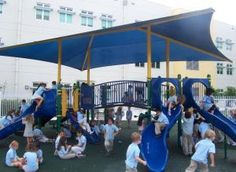 There are so many grants and funding resources for shade structures at your child's school. Check it out!