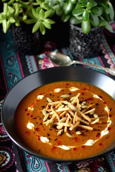 Sultry Pumpkin Soup – Southwest Flavors, Dressed To Kill