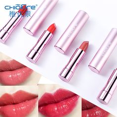 Waterproof Lipstick  a Levre Maquillage Labiales Pintalabios //Price: $13.98 & FREE Shipping //     #makeupface
