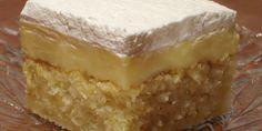 Kremasti kolač sa jabukama — Coolinarika