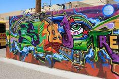 albuquerque street art - Google Search
