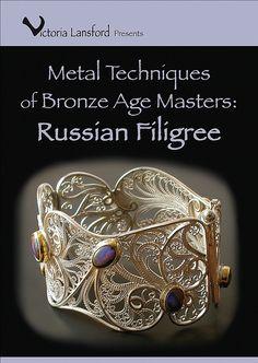 Russian filigree jewelry ...pinned by ♥ wootandhammy.com, thoughtful jewelry.