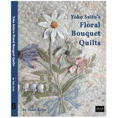 Shop | Category: Books | Product: Floral Bouquet Quilts