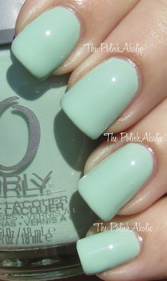 Orly Spring 2012, Jealous, Much? From The Polish Aholic.