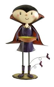 IMAX 88276 Victor The Vampire With Candy Bowl #Halloween