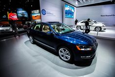 2012 Passat, Motor Trend Car of the Year, at #NYIAS