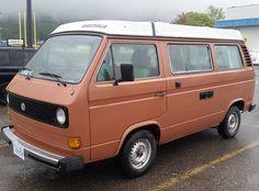 Volkswagen Vanagon Vwvan Vanlife Westfalia