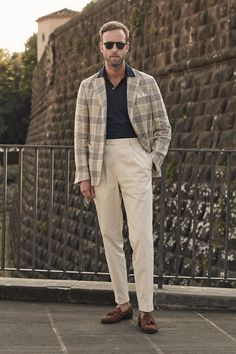 Menswear | Andreas Weinas  Source: kingmagazine.se - Pitti...