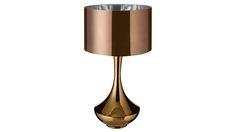 Home :: Homewares :: Lighting :: Table Lamps :: Allegra Table Lamp - Bronze