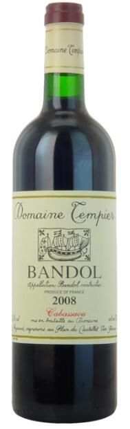 Top #wine selection >>> Domaine Tempier, 100% Mourvedre 'Cuvee Cabassaou', Bandol, Provence, France...Follow us on Twitter @TopWinePIcs