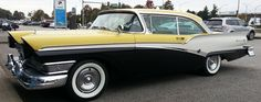 1957 Meteor Rideau 500 (Canadian Ford)