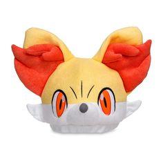 The fiery Fennekin is available as a soft and big-eared hat! Fennekin is one of…