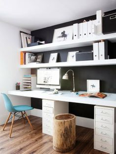70 Inspirational Workspaces divider tray types of seating>stool
