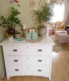 bluebear_cottage on Instagram Decor, Furniture, Cottage, Table, Home Decor, Dresser As Nightstand
