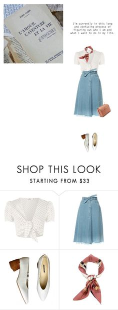"""""""Untitled #978"""" by duoduo800800 ❤ liked on Polyvore featuring Oh My Love, Zimmermann and Gucci"""