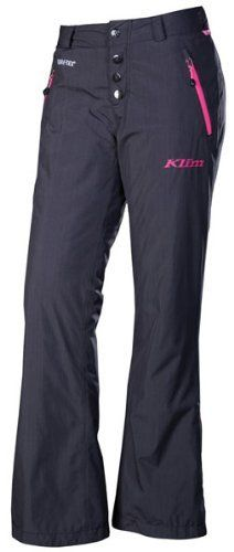 Klim Women's Intrigue Snowmobile Pants - Pink, Medium by Klim. $319.99