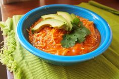This noodle soup was inspired by our growing PETA Latino community! Take a culinary adventure and try out this classic Mexican dish.