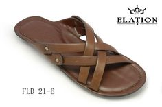 FLD 21-6 (1) men fashion PU slipper from in good faith chinese shoe exporters