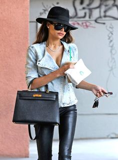 This outfit is everything - Naya Rivera