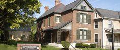 Paul Laurence Dunbar House, Dayton, OH.