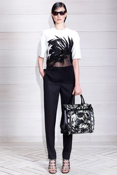 Jason Wu Resort 2014 - Review - Fashion Week - Runway, Fashion Shows and Collections - Vogue