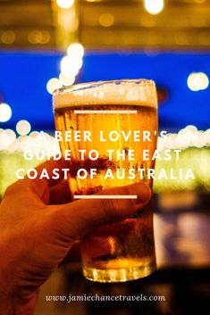 A Beer Lover's Guide to the East Coast of Australia - jamiechancetravels Coast Australia, Australia Travel, Travel Deals, Travel Destinations, Pub Crawl, Beer Festival, Best Beer, Beer Lovers, Fun Drinks