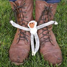 Fashionable monkey! #oxbridgeacademy #oxbridgeacademysa #obi #distancelearning #collegemascot #mascot #studybuddy #support