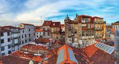Tasting port in Porto, Portugal - via Food, Love, & Life 22.04.2014