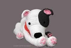 Staffordshire Bull Terrier Pit Bull American Staffordshire Terrier Crochet…