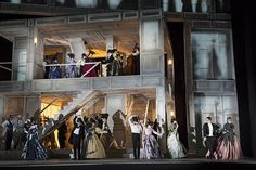 Don Giovanni by Wolfgang Amadeus Mozart (director: Kasper Holten) @ Royal Opera House, 20.06.2015