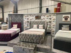 Mattress Manufacturers, Furniture Manufacturers, New Furniture, Furniture Design, Ottoman Bed, One Bed, Sleigh Beds, Bed Mattress, Mattresses