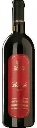 Batude - blend di rossi - Tenuta Ambrosini #naming #design #vino #etichette #concept