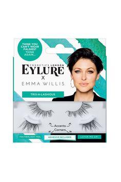 a38c0282398 Womens Eylure X Emma Willis Trix A Lashious Lashes - Nude