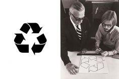 Recycle symbol // Favs // El Álbum rojo // MMT Photography & graphics