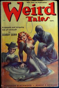 weird tales magazine - Google Search