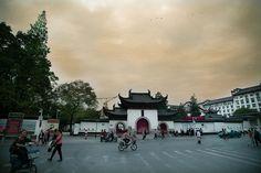 Gui yuan Temple Wuhan by Qiao.Wei, via Flickr