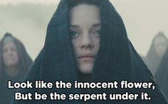 """Marion Cotillard is going to kick ass as Lady Macbeth. 