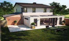 Elevated Orangery - #HomeImprovement