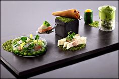 Visions Gourmandes » Interview Chef Meir Adoni - Israël - Tel-Aviv - Mizlala - Catit - blueskybyma - Blue Sky