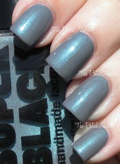 Super Black Lacquer Swatches